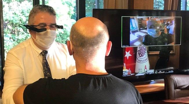 Tıp Fakültesinde Online Gözlükle Eğitim