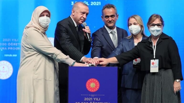 Son dakika: Cumhurbaşkanı Erdoğandan yüz yüze eğitimle ilgili net mesaj